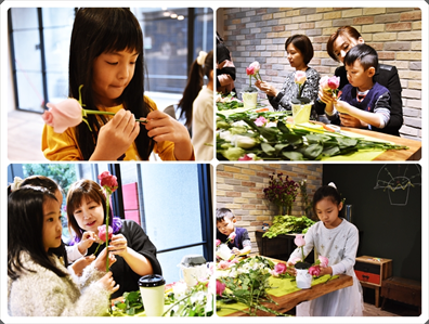 親子花藝體驗課程17