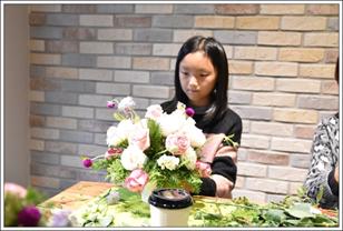 親子花藝體驗課程20