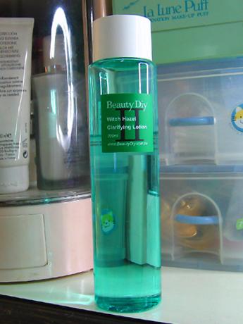 金縷梅角質調理潔膚水