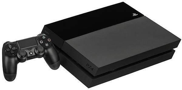 PS4控制台,wDS4