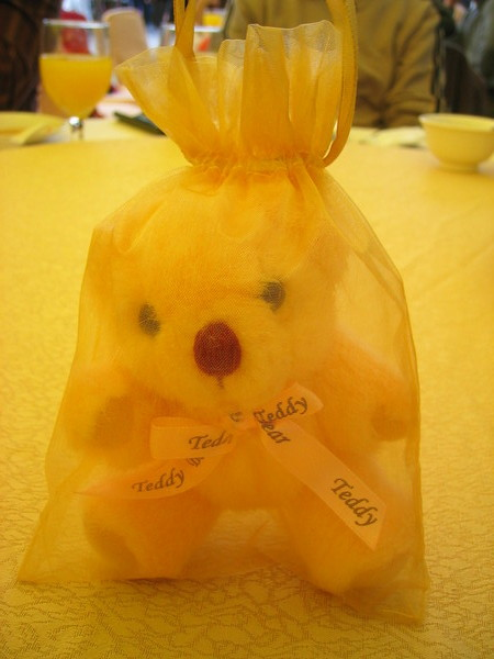 幸福小熊獨照4