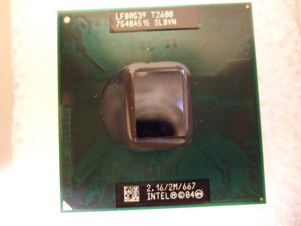 升級用CPU