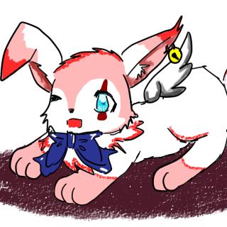 雲喵繪-米喵兔