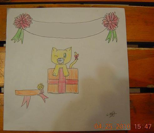 小玥繪-生日賀圖