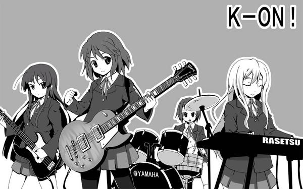 K-ON!輕音部