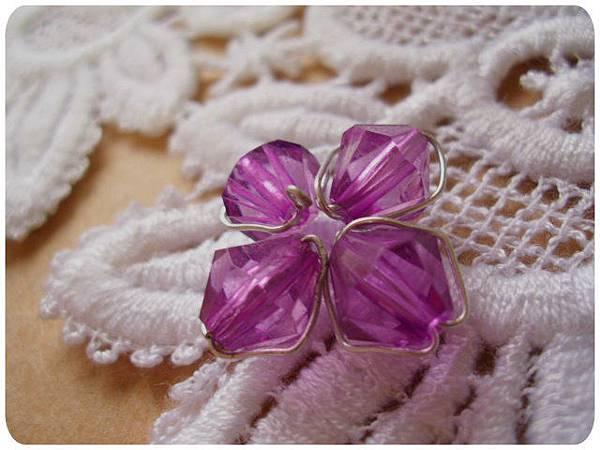 紫花奧藍莉