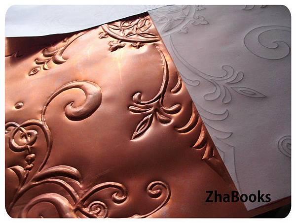 金屬押花-銅片