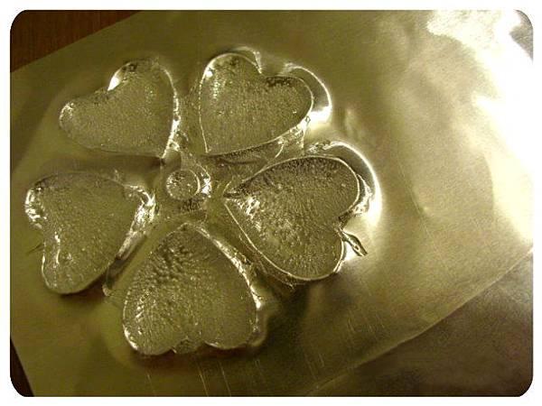 金屬押花 鋁片 填充