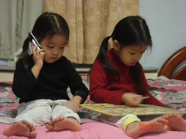 茹彤滿三歲三個月(3.3ys)