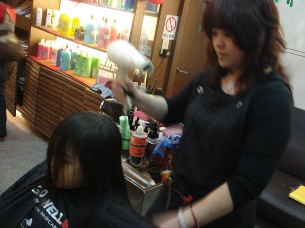 第一次剪髮(3.6ys)
