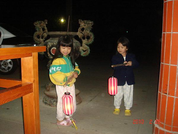 提燈籠(3.6ys)