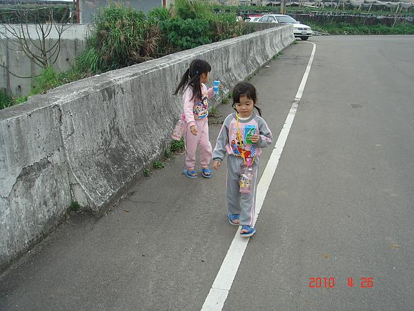 茹彤戶外教學(3.8ys)