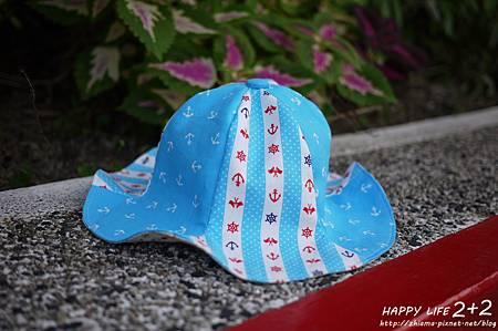 NO30船錯海洋章魚帽