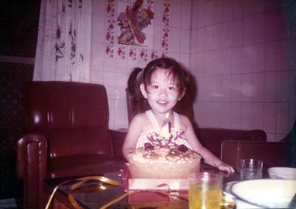 4歲的生日