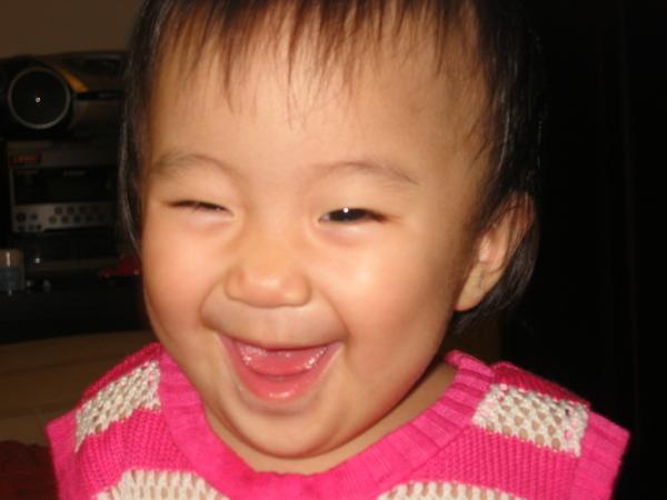 笑口常開的蘇小安