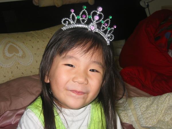 我是小安公主