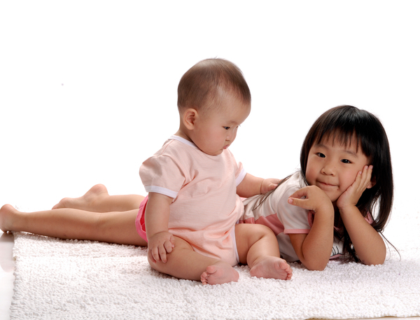 小穎妹和安安