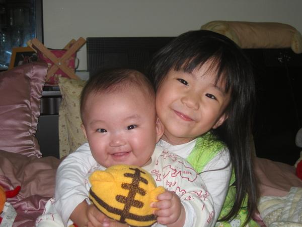 開心兩姐妹