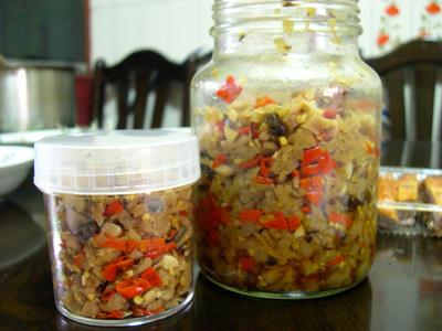 超辣豆鼓菜蔔-1