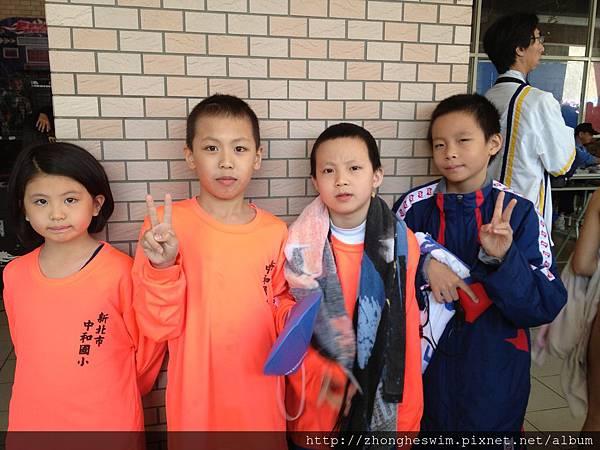 102年 第六屆 華江世清盃游泳錦標賽 013