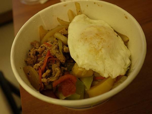 20120703 豪寶蓋飯+蛋 P1090532
