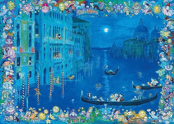 29695-1:Cats in Venice (威尼斯貓)