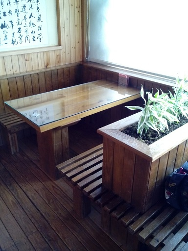 山海觀餐廳環境