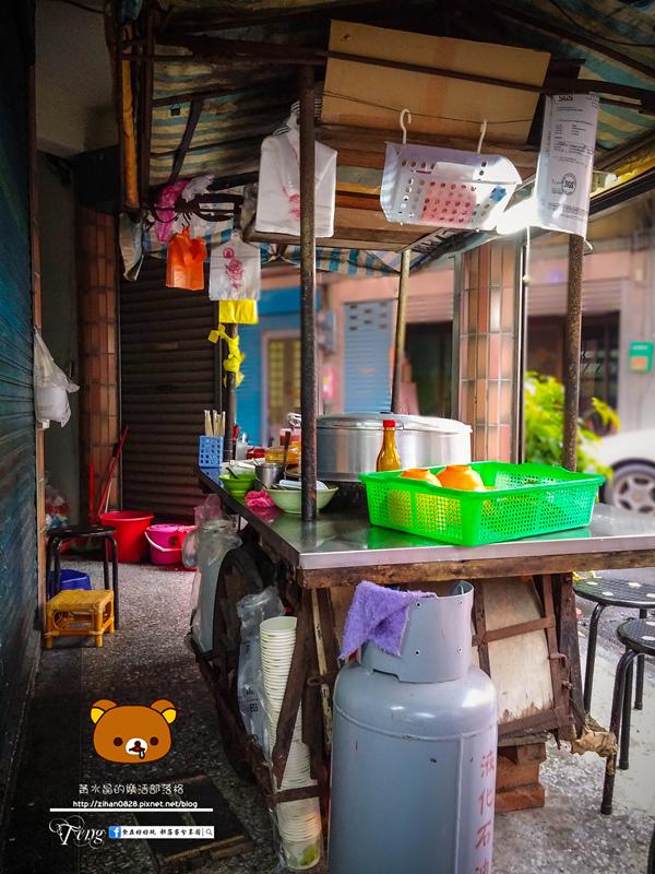 永福西街大腸麵線(劉記麵線)【八德美食】