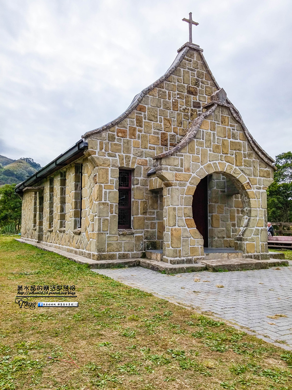 基國派老教堂【復興教堂景點】