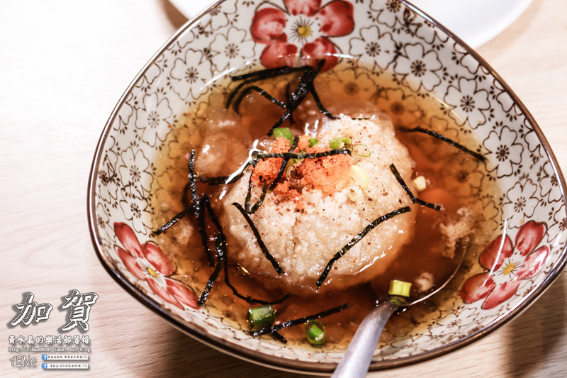 加賀日式創作料理【政大美食】