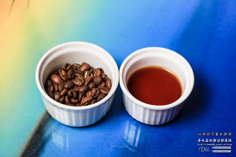 Color老師咖啡餐飲教學課程(小船咖啡)【台中咖啡課程】