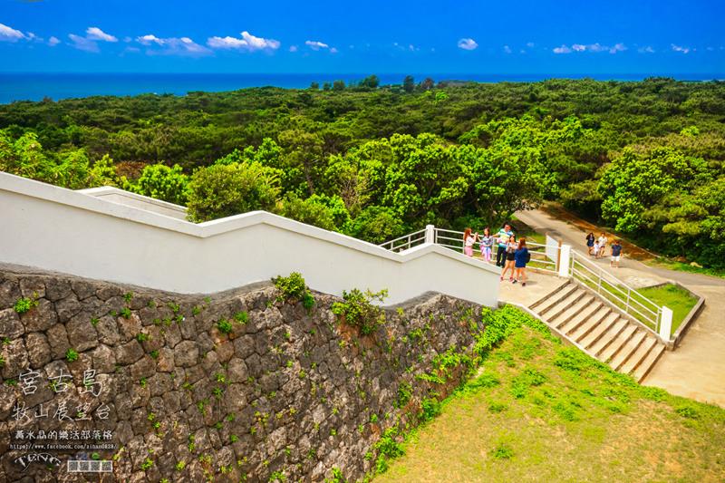 牧山展望台【日本沖繩旅遊】