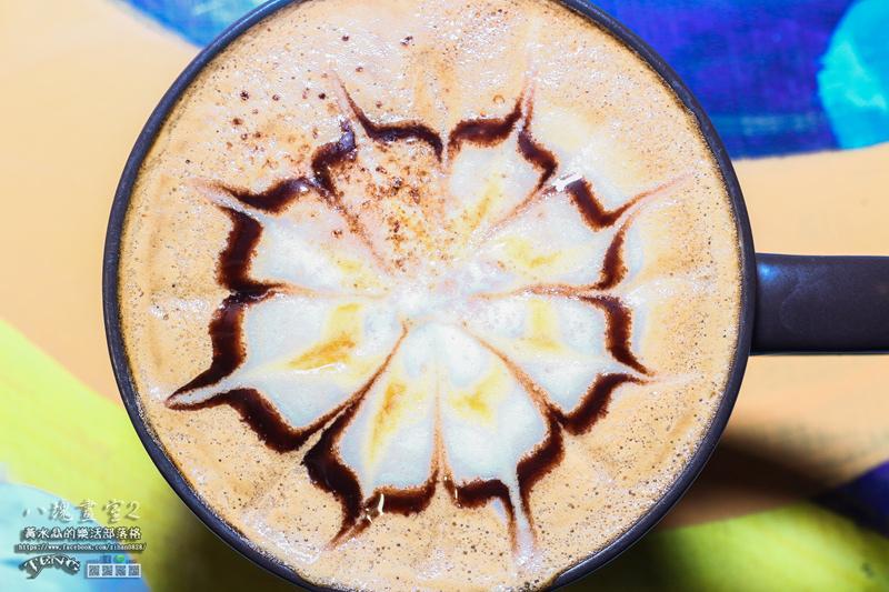 八塊畫室咖啡2