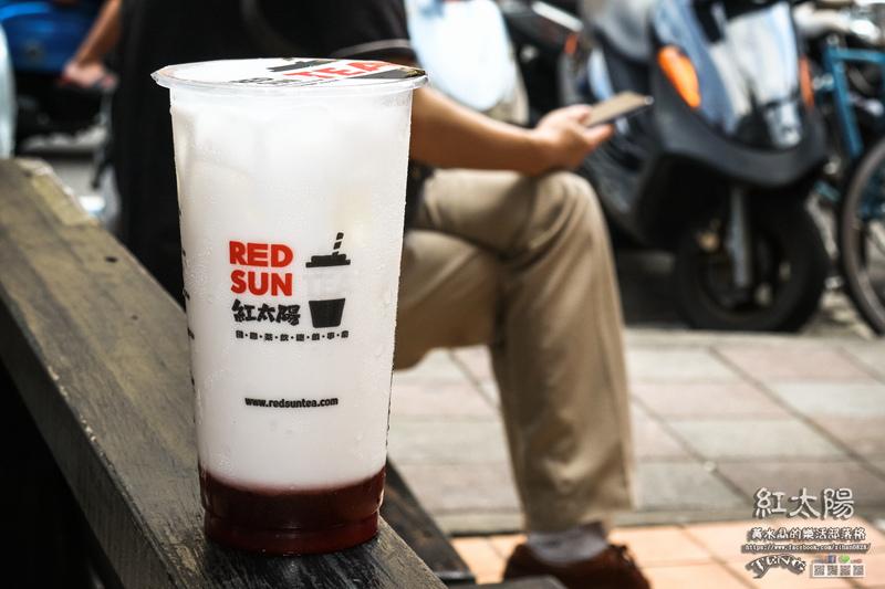 紅太陽職人手作珍珠茶飲【公館飲料】