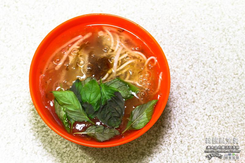 韓國魷魚焿【八德小吃】