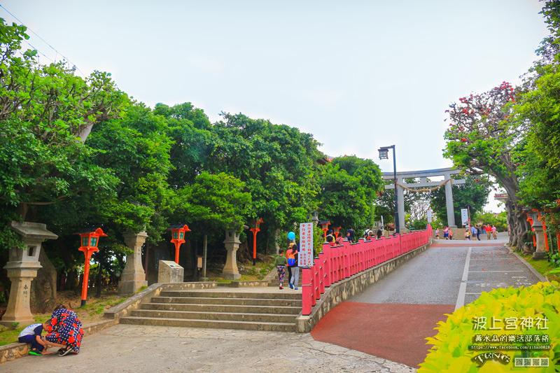 波上宮神社【沖繩旅遊景點】