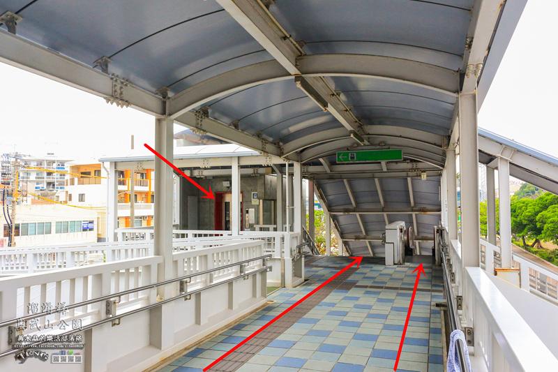 奧武山公園溜滑梯【日本沖繩旅遊】