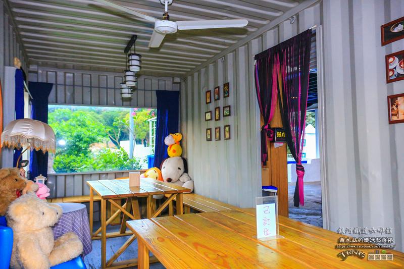 銀河鐵道咖啡館【蘆竹美食】