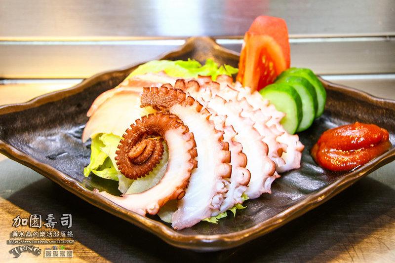 加園壽司【基隆美食】