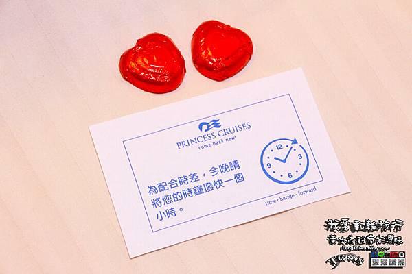 公主遊輪藍寶石公主號房間篇012.jpg
