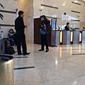 仁川松島飯店大廳