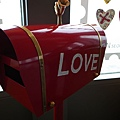 LOVE郵筒