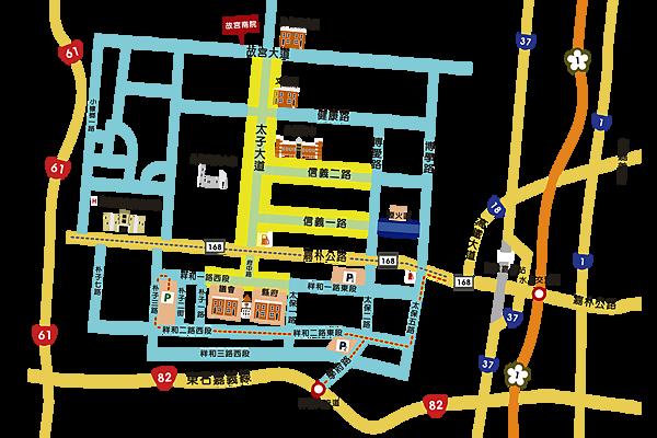 嘉義交通管制1