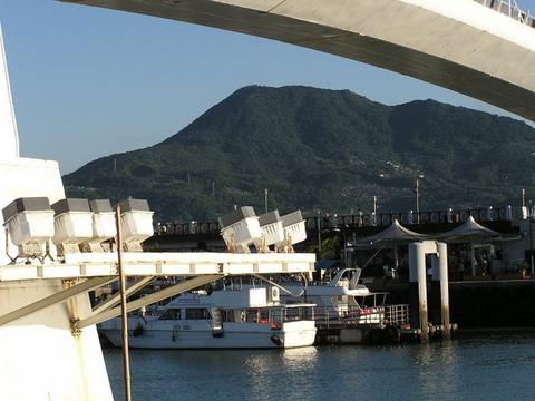 淡水漁人碼頭2