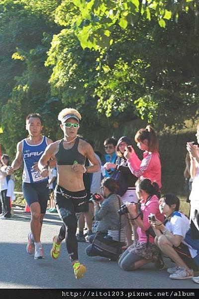 台灣最美的賽道-2011太魯閣峽谷馬拉松(下) (13).jpg