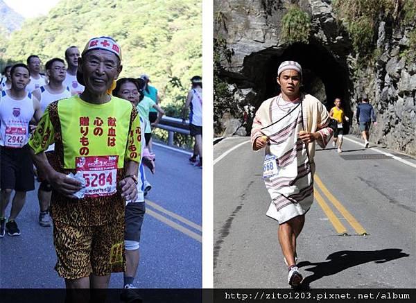台灣最美的賽道-2011太魯閣峽谷馬拉松(下) (23).jpg