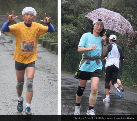 『2012第四屆雙溪櫻花馬拉松,朦朧的櫻花好硬的山路!』 (17)