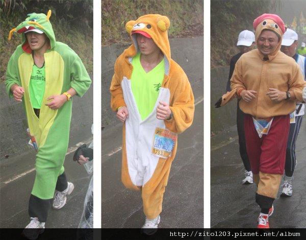 『2012第四屆雙溪櫻花馬拉松,朦朧的櫻花好硬的山路!』 (23)