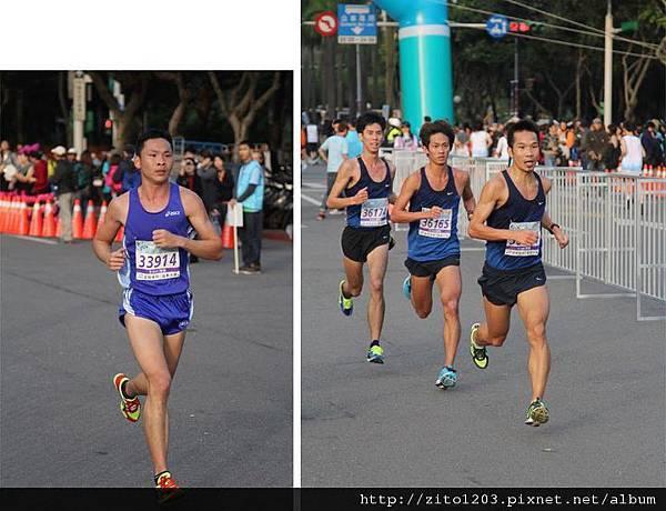2011富邦台北馬拉松,12萬大軍來勢洶洶! (10)