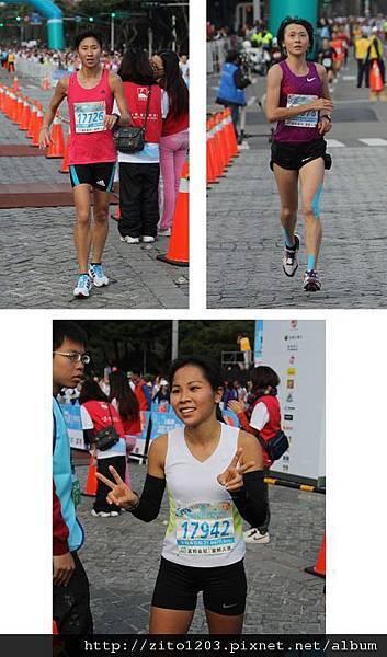 2011富邦台北馬拉松,12萬大軍來勢洶洶! (11)